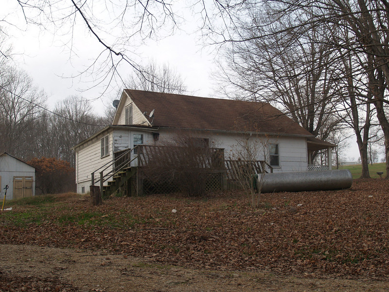 Luther Cook Home, Mayfield, MO