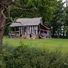 Dilapidated barn, rt 37 W of New Lexington, OH