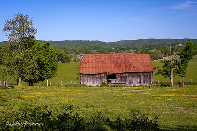 Colorful Decay - Greenbrier County (WV)
