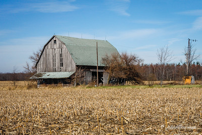 Rural Decline 2 - Hardin County (OH)