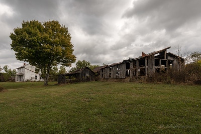 Fading Away - Washington County, OH