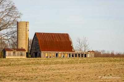 Derelict Barn - New Kent County (VA)