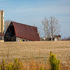Fallen Barn - New Kent County (VA)