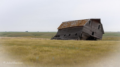 Slipping Away - Mountrail County (ND)