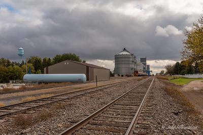 Cando, Towner County, North Dakota