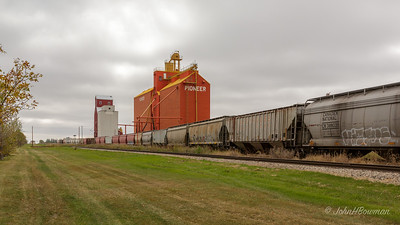 Davidson - Between Saskatoon & Regina, Saskatchewan