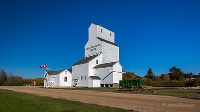 Inglis Grain Elevators, CA National Historic Site (Manitoba)