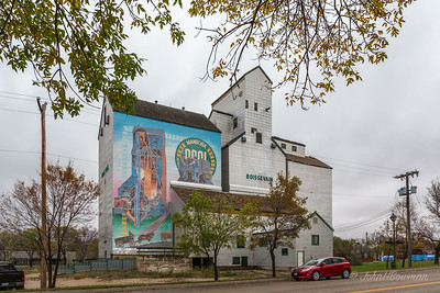 Boissevain, Manitoba