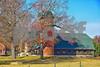 DSC_0067 Barn w Silo Fall Trees Dec 3 2016JPG