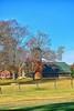DSC_0087 Barn w Silo Fall Trees VT Dec 3 2016