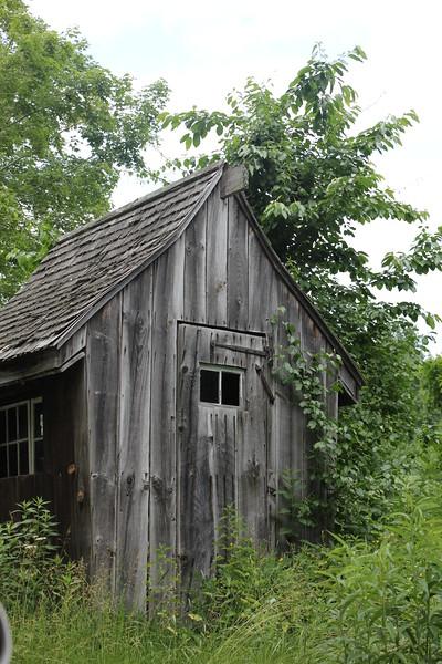 Barns New England