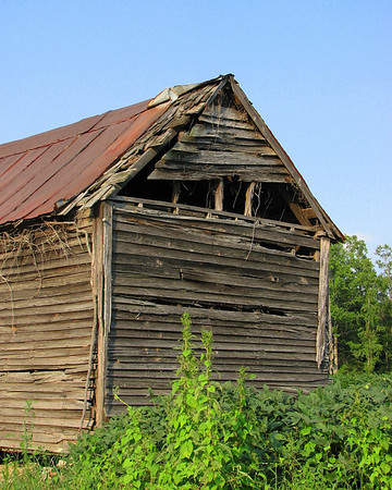 John Adams Road Barn