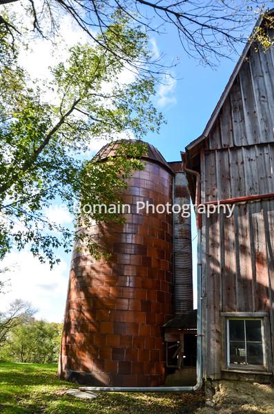 Condon Barn and Silo