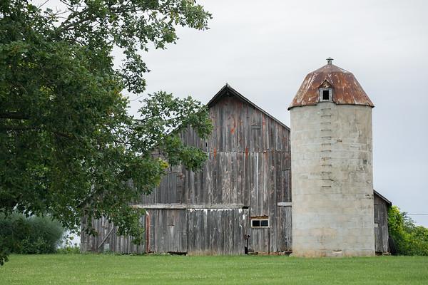 Perfect Old Barn