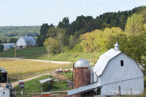 Barns on the Bend