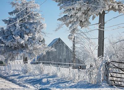 Triangle Barn