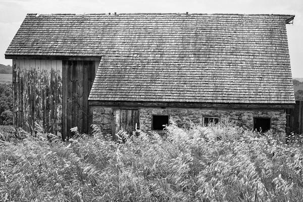 Prairie Rock Barn