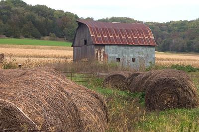 Old Barn, Old Hay