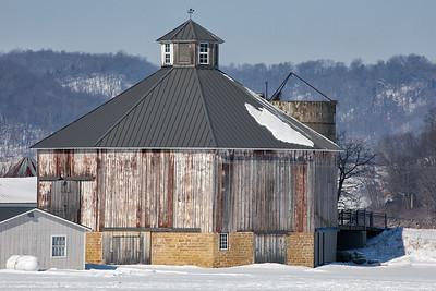 Octagon Barn