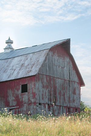 End of the Barn