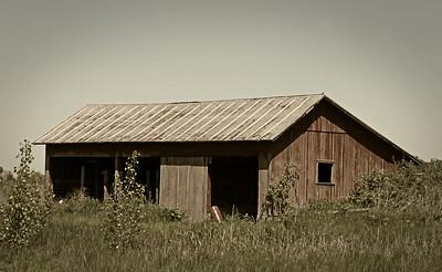 Barns, farms...