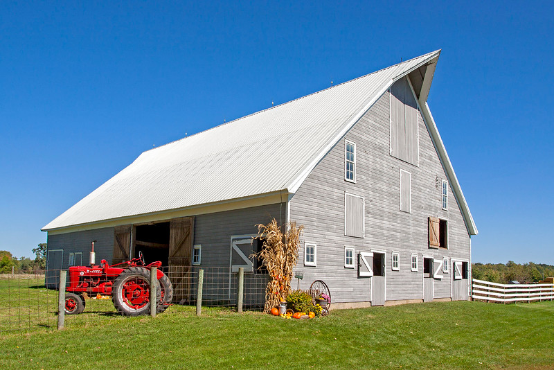 Stromeyer Barn  (Jackson County)