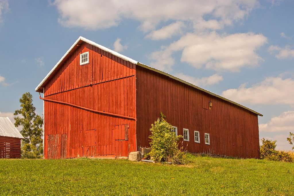 Mulford Barn  (Johnson County)