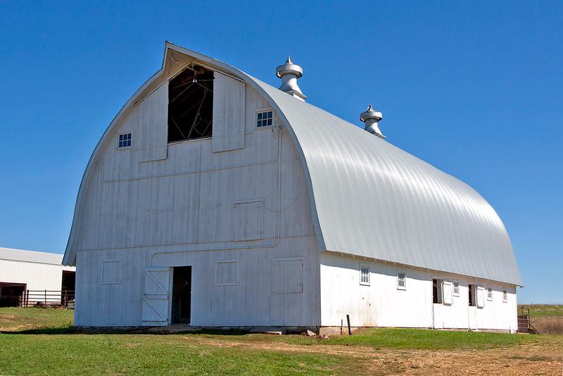 Trenkamp Barn  (Jackson County)