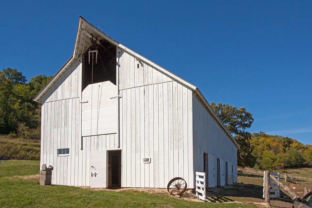 Kaufman Barn  (Jackson County)