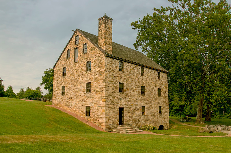 George Washington's Grist Mill