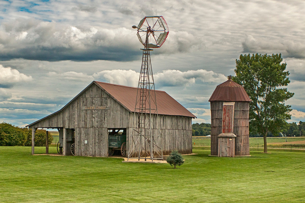 Pioneer Village Farmstead