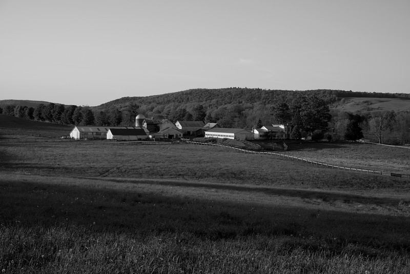 Barn near Earlville, NY