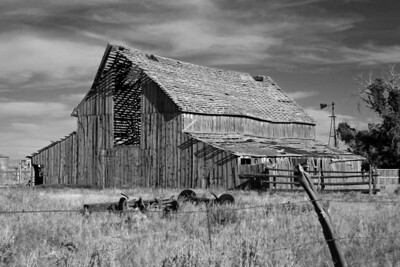 """Old Homestead"""