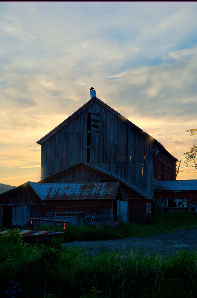May 2012 - Barn in Columbus, NY