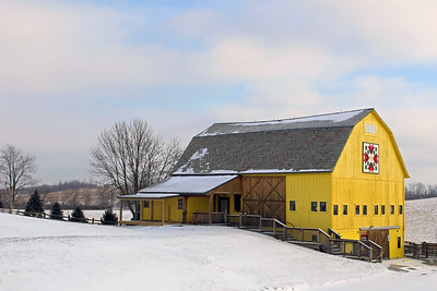 """The Yellow Barn"""