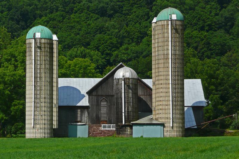 Sullivan County, PA - 2009