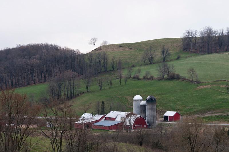 Crumb Farm, Hubbardsville, NY