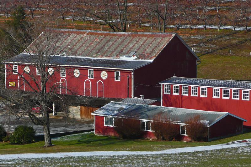 Berks County, PA - 2007