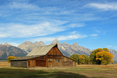"""""""T.A. Moulton Barn"""""""