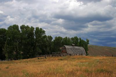"""Rustic Barn"""