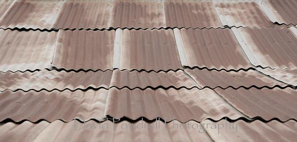 Tin roof.