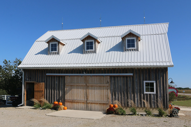 Renovated 1924 Barn