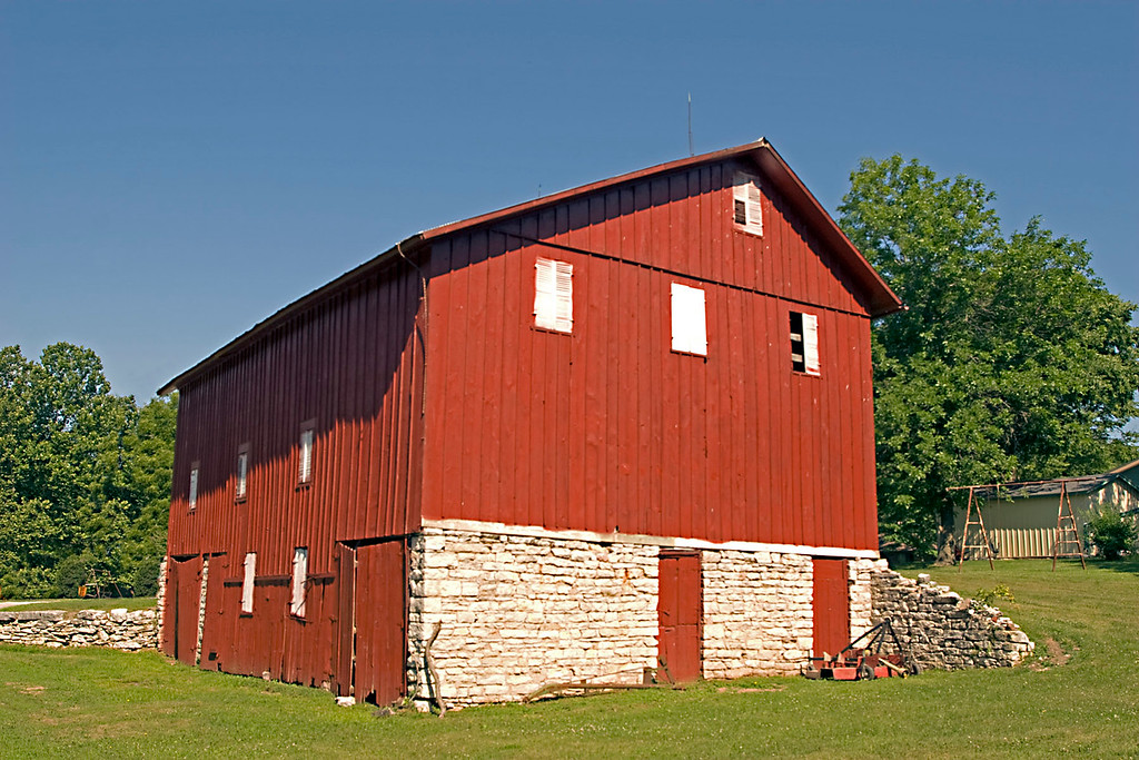 Stage Coach stop Barn