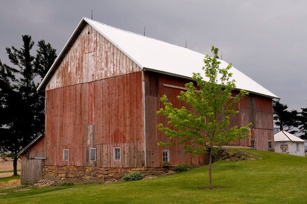 Slaubaugh Barn