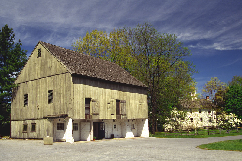 Full Fore bay Barn, PA
