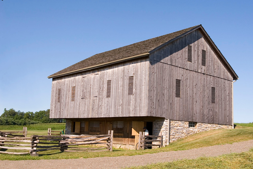 Ohio Bank Barn