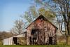 Barn near Chauncy, Illinois