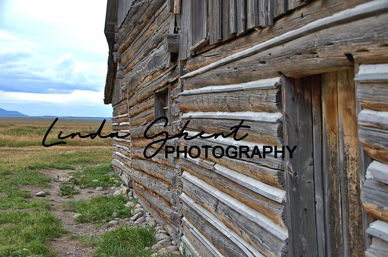 Mormon barn Side