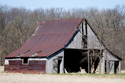 Barn near