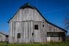 Gray Barn South of Robinson, IL